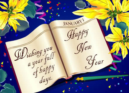 happy new year greetings5 Happy New Year Greetings
