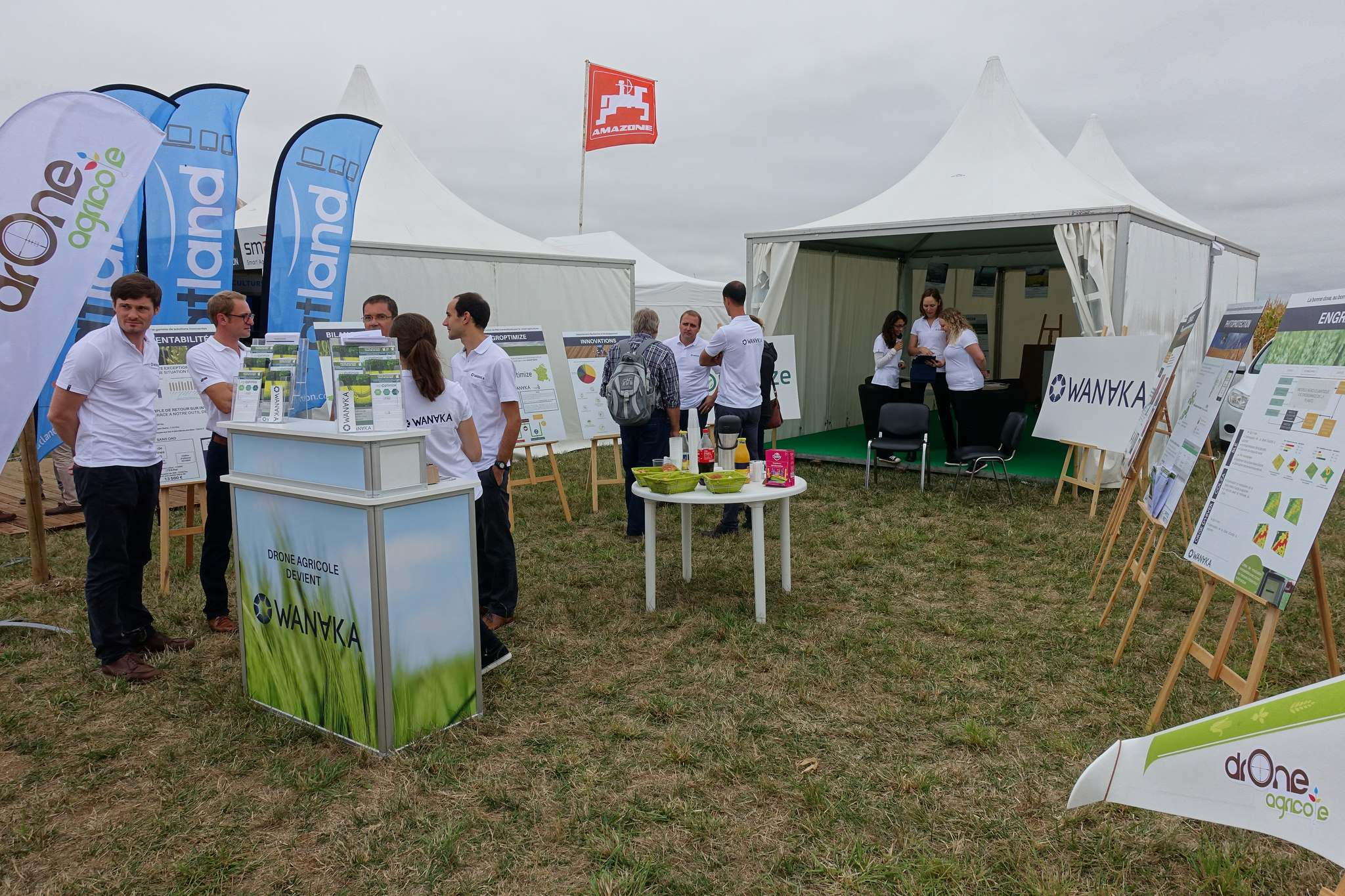 innov agri17 Innov agri 2016 Agriculture show in Outarville, France