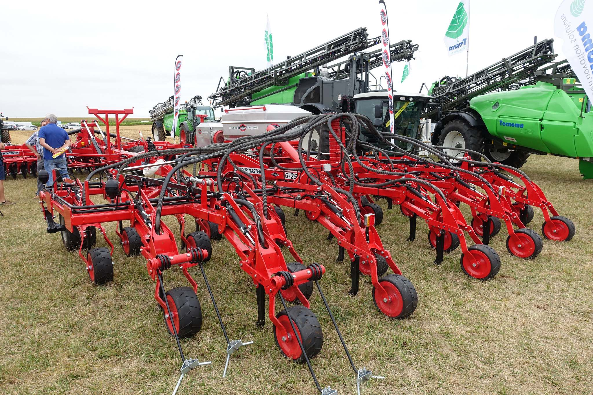 innov agri3 Innov agri 2016 Agriculture show in Outarville, France