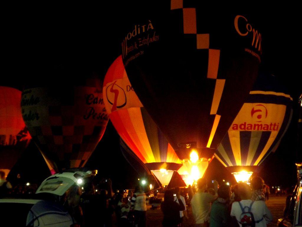 balloon festival12 International Balloon Festival in Torres, Brazil
