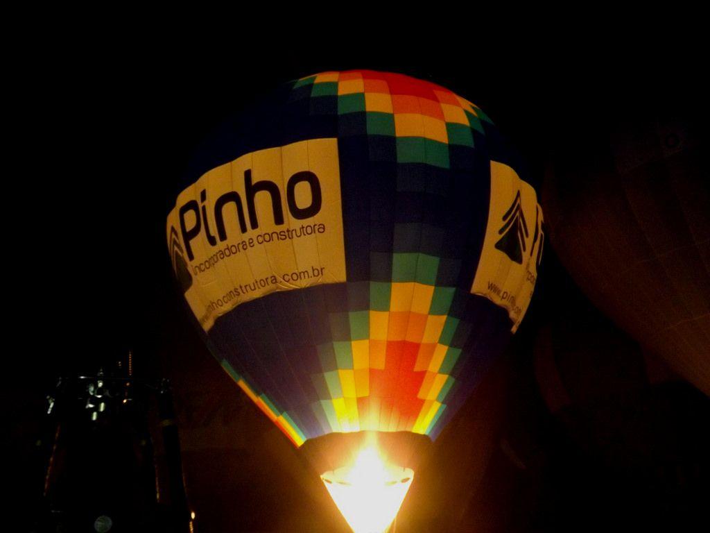 balloon festival13 International Balloon Festival in Torres, Brazil
