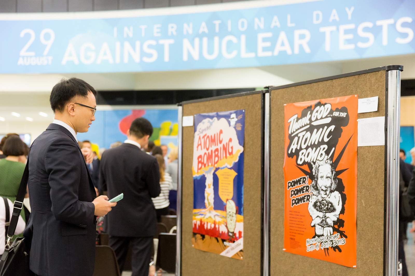 nuclear test5 International Day Against Nuclear Tests 2015