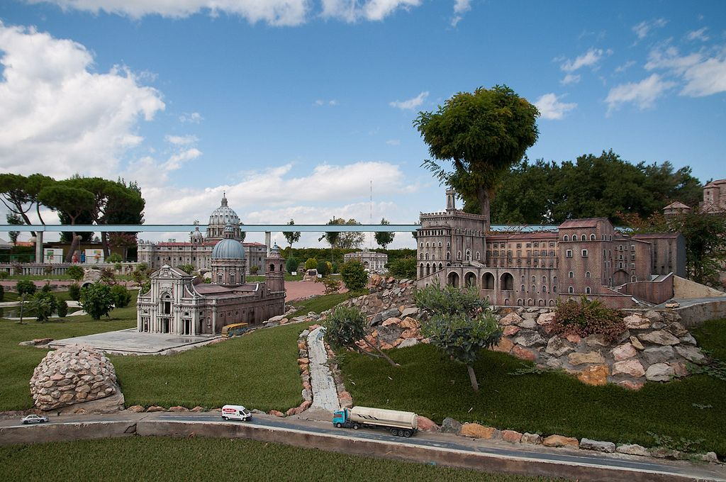 italia in miniatura11 Italia in Miniatura in Rimini   One of the Most Important Tourist Attractions