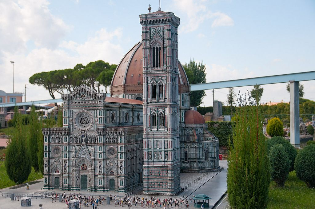 italia in miniatura3 Italia in Miniatura in Rimini   One of the Most Important Tourist Attractions