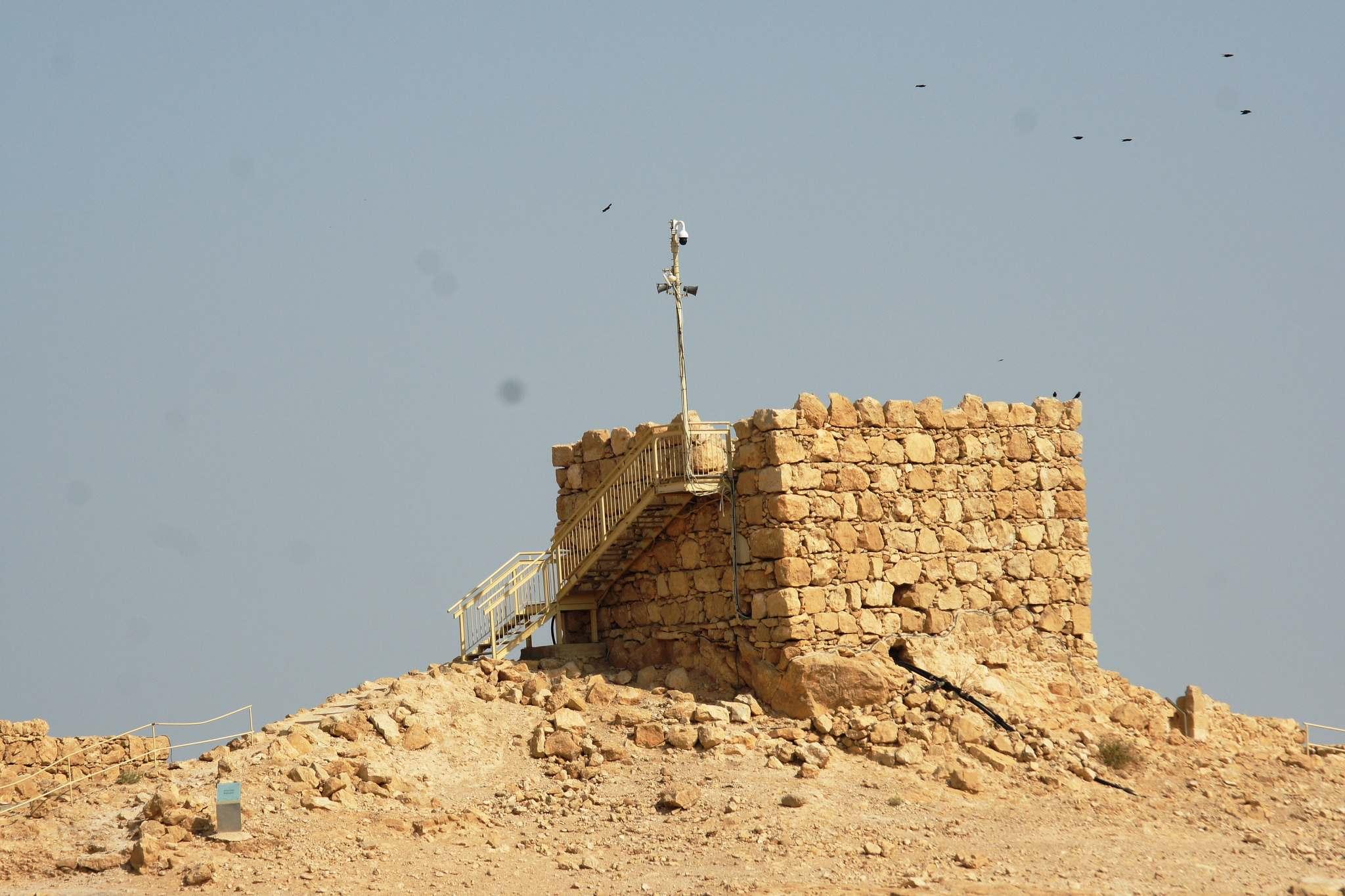 masada9 Masada Desert Fortress in Israel