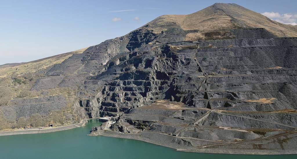 dinorwic slate quarry Old Dinorwic Slate Quarry