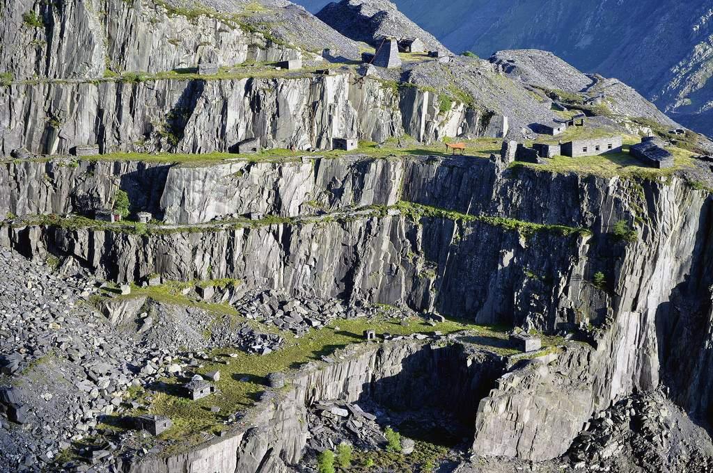 dinorwic slate quarry2 Old Dinorwic Slate Quarry