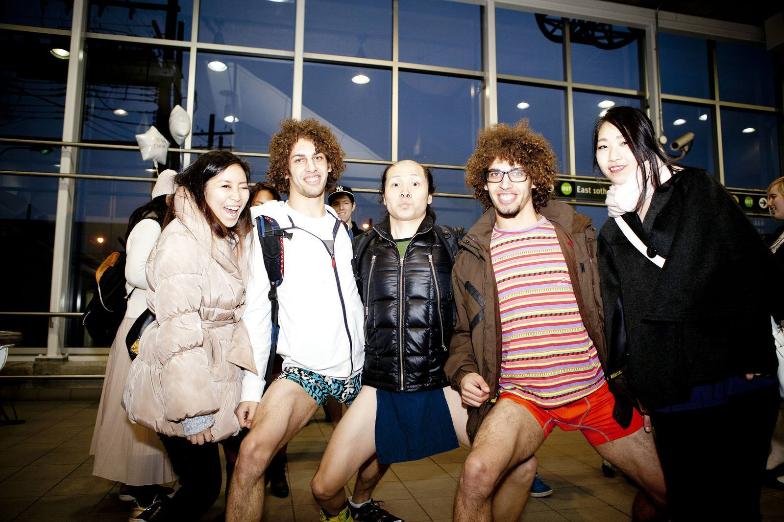 no pants8 No Pants Skytrain Ride 2015 in Vancouver