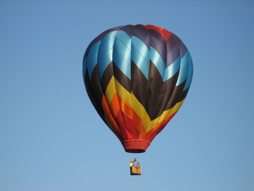 hot air baloon11 Perfect Gift   Hot Air Balloon Ride