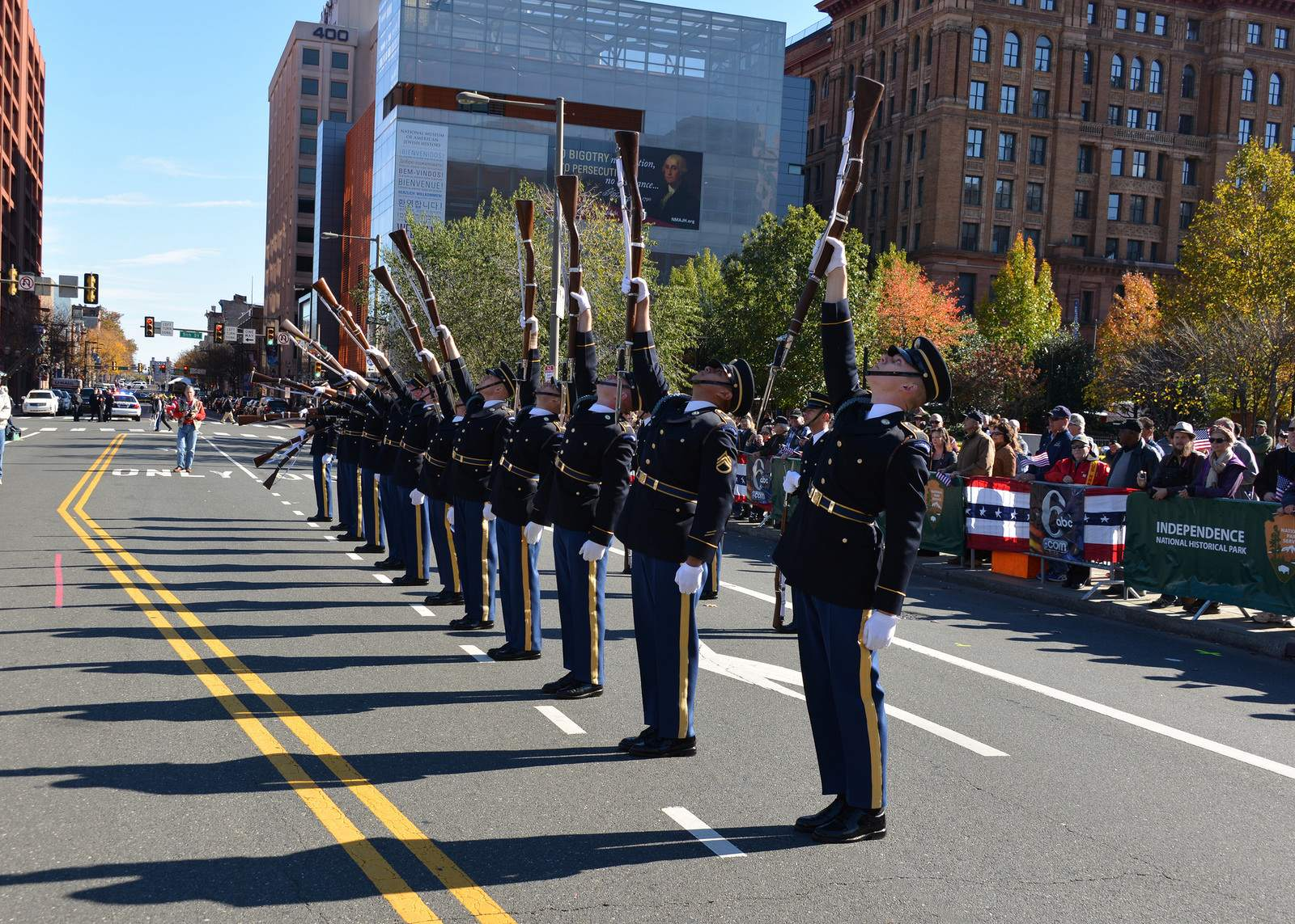 veterans day Philadelphia Veterans Day Parade 2015