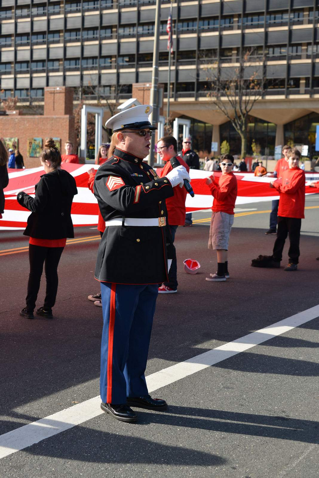 veterans day10 Philadelphia Veterans Day Parade 2015