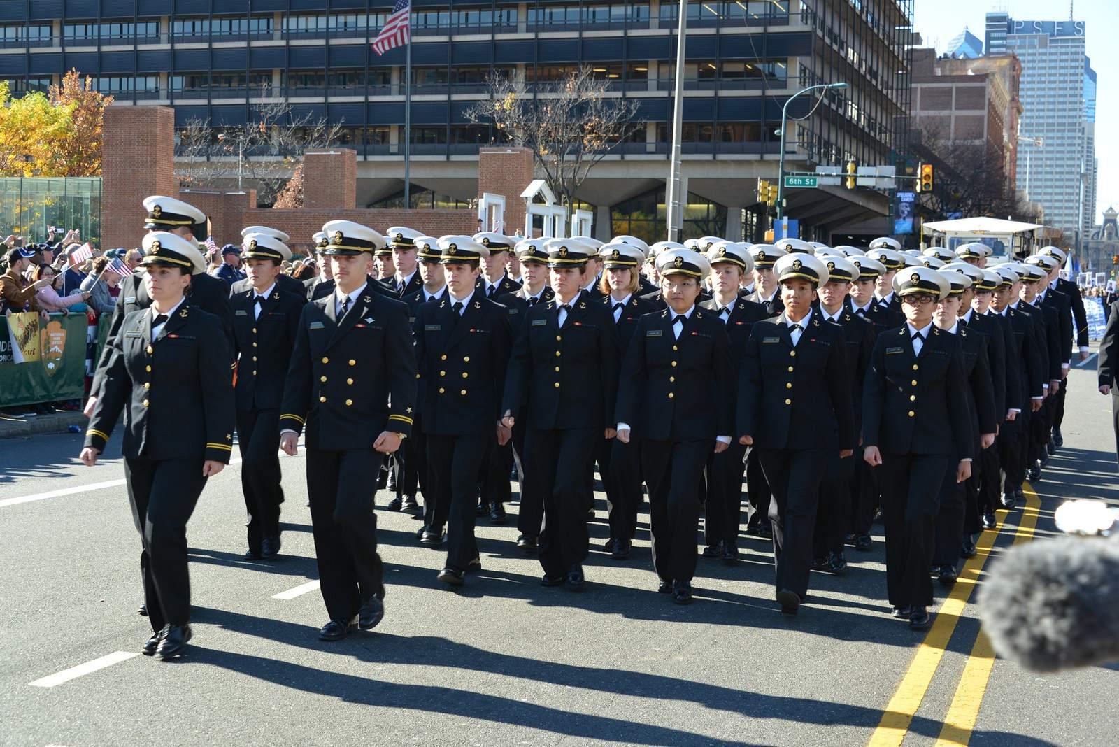 veterans day11 Philadelphia Veterans Day Parade 2015