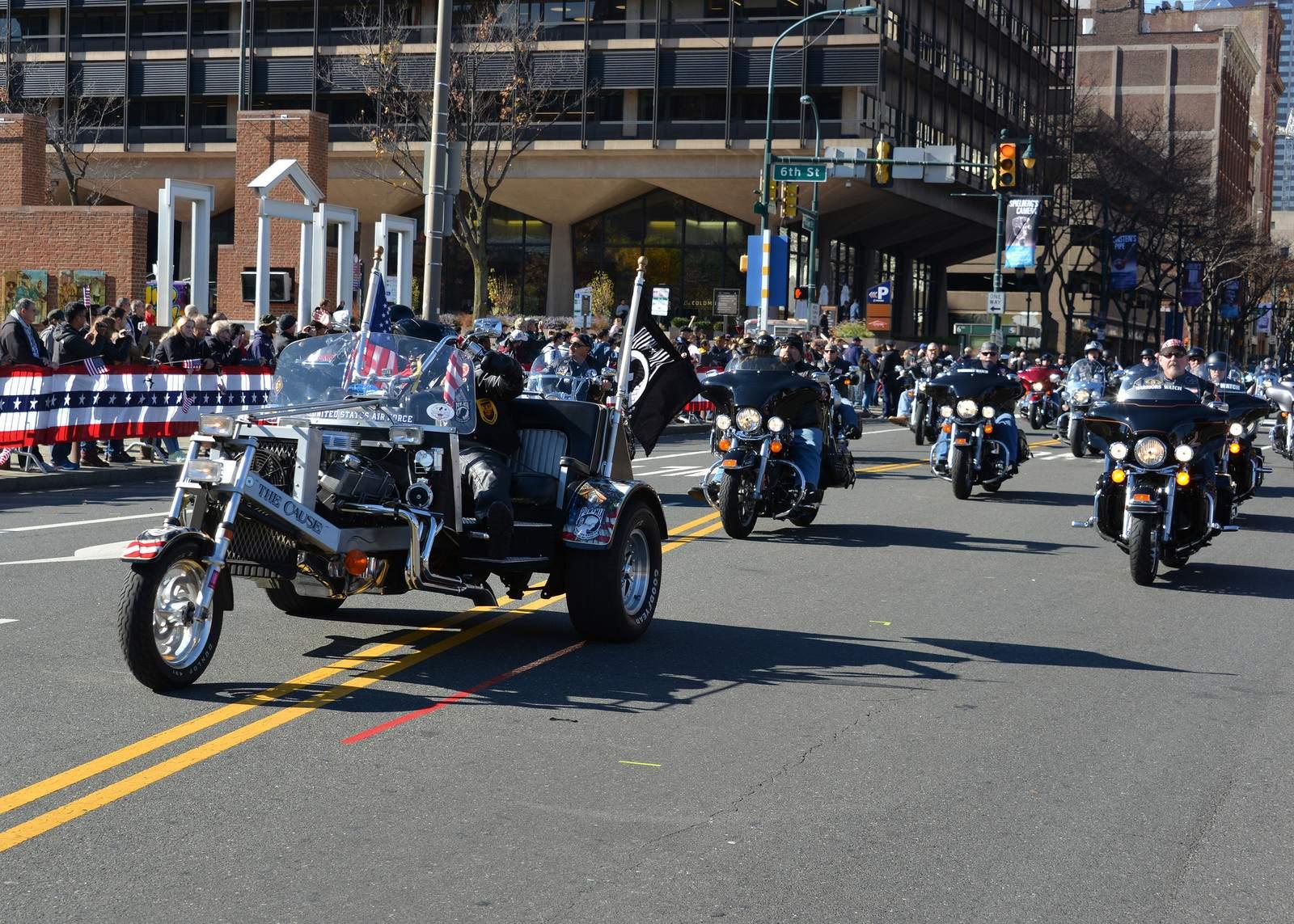 veterans day12 Philadelphia Veterans Day Parade 2015