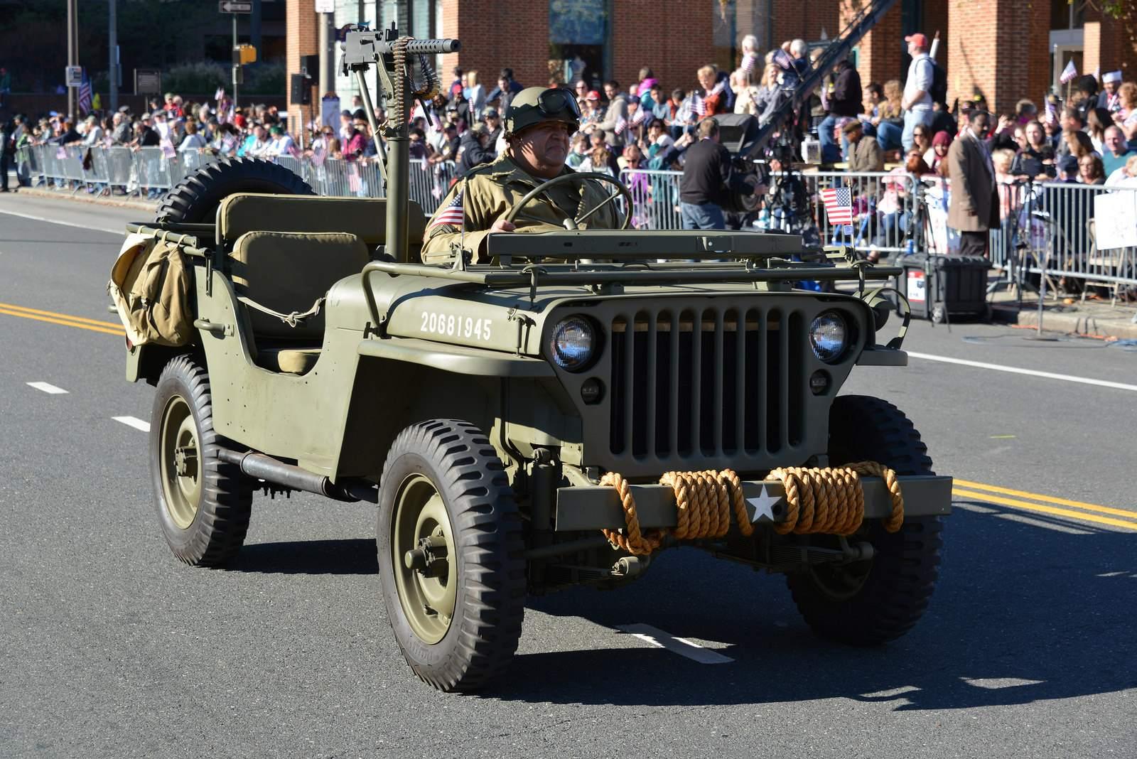 veterans day14 Philadelphia Veterans Day Parade 2015