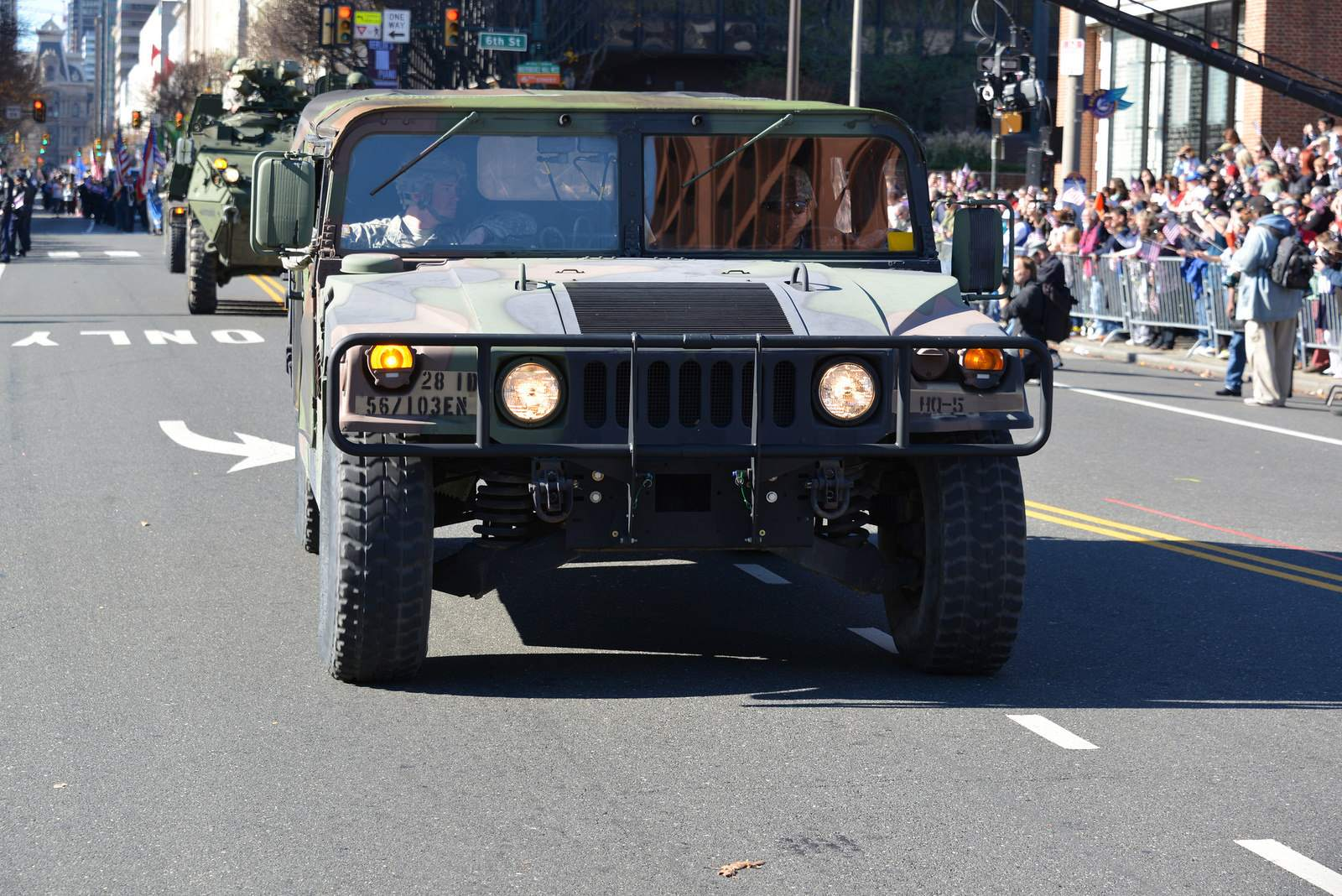 veterans day16 Philadelphia Veterans Day Parade 2015