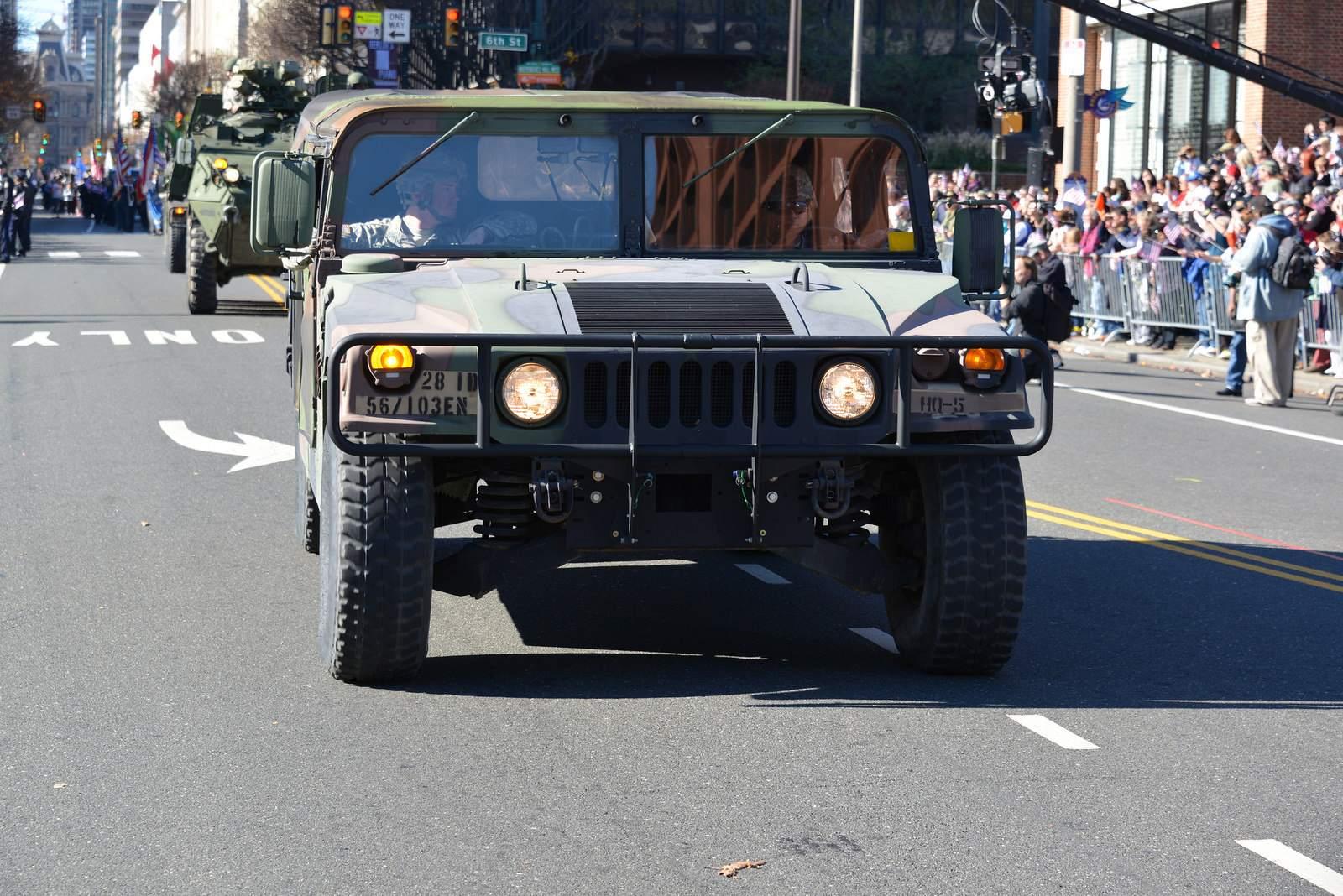 veterans day16 Philadelphia Veterans Day Parade 2015