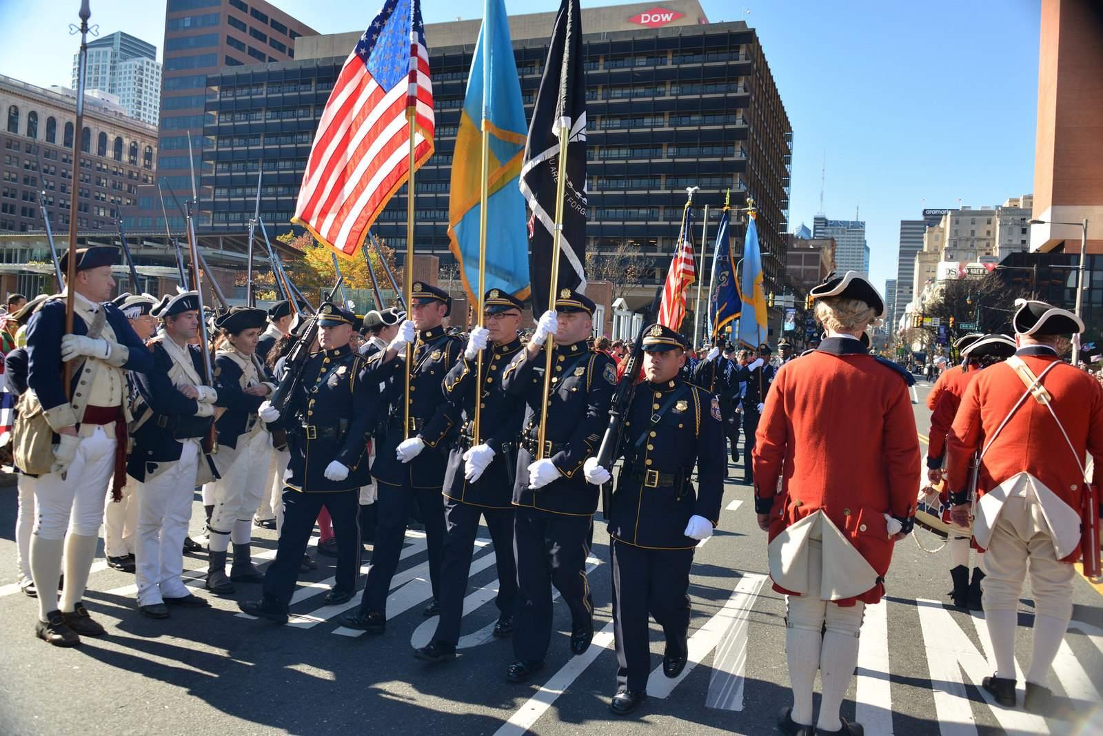 veterans day4 Philadelphia Veterans Day Parade 2015