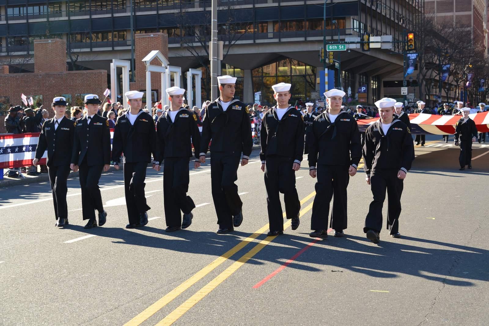 veterans day7 Philadelphia Veterans Day Parade 2015