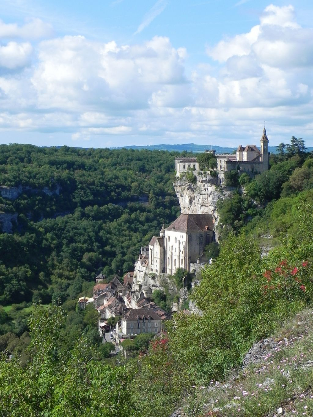 rocamadour Rocamadour    The spectacular Natural and Religious Site