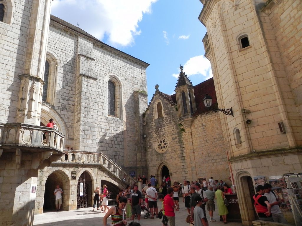 rocamadour2 Rocamadour    The spectacular Natural and Religious Site