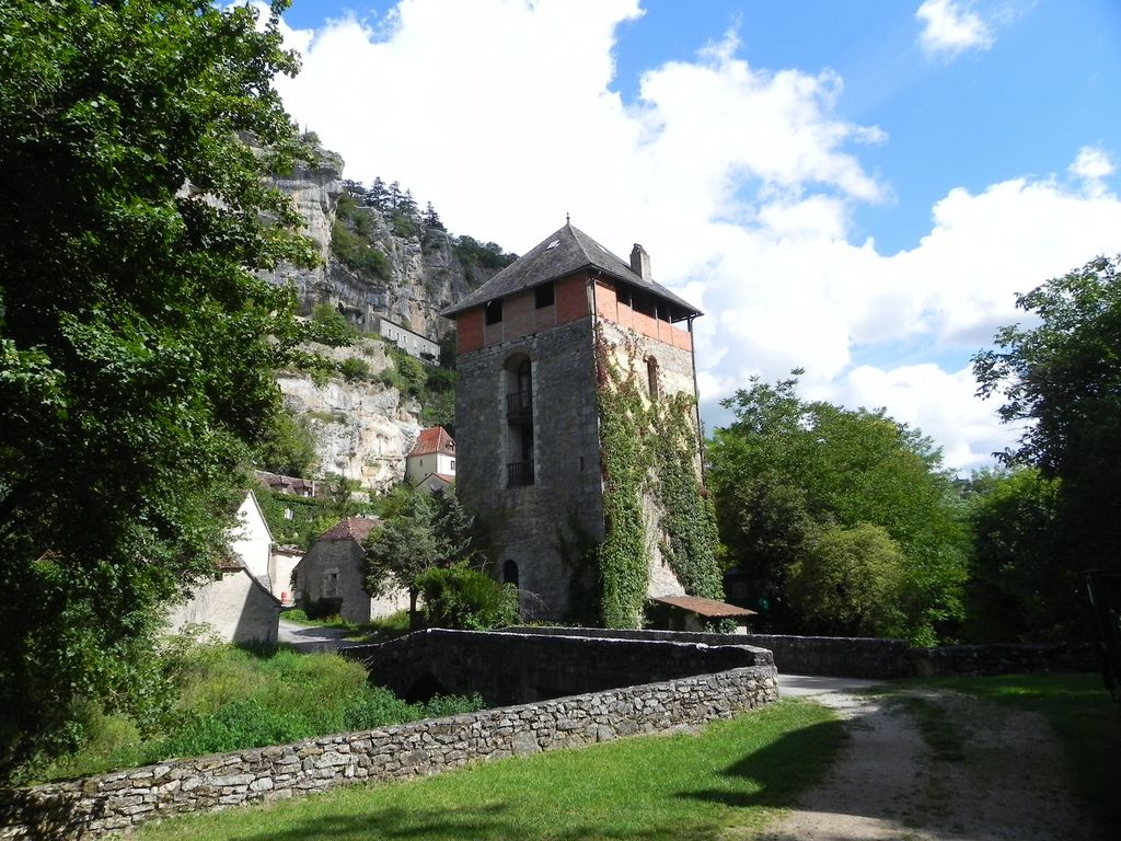 rocamadour5 Rocamadour    The spectacular Natural and Religious Site