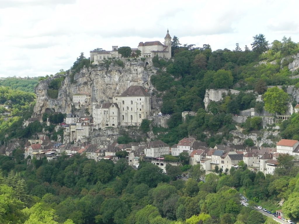 rocamadour7 Rocamadour    The spectacular Natural and Religious Site