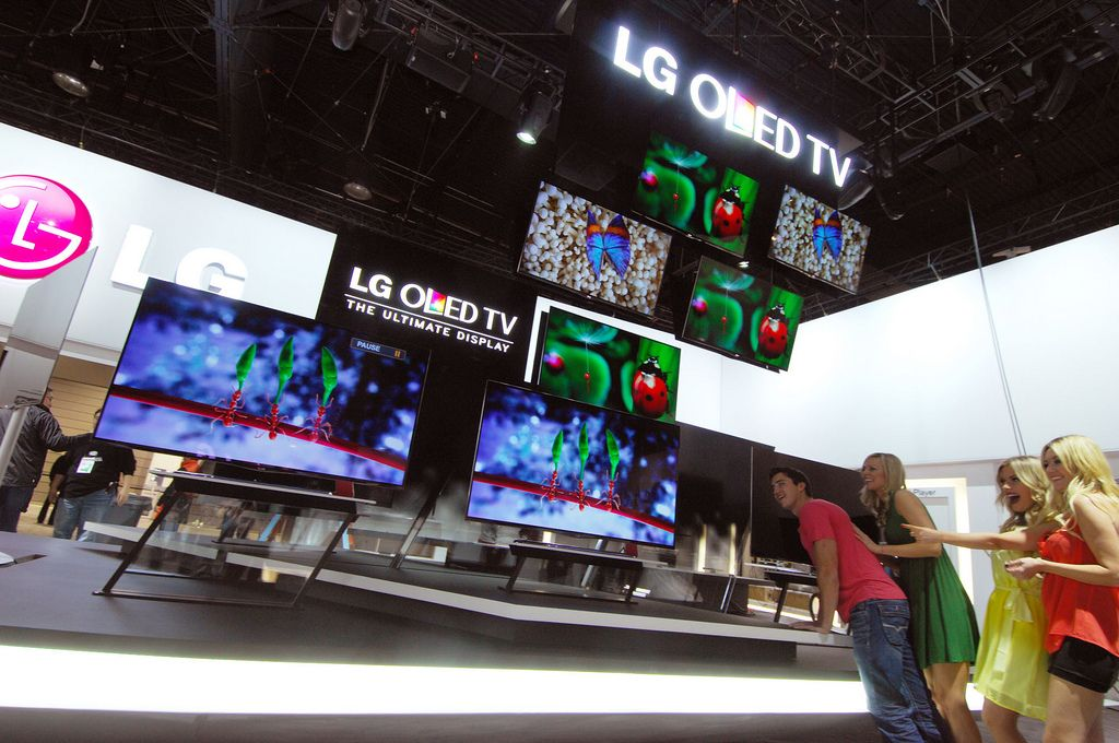 lg ces3 LG Showcase at CES 2013, Las Vegas