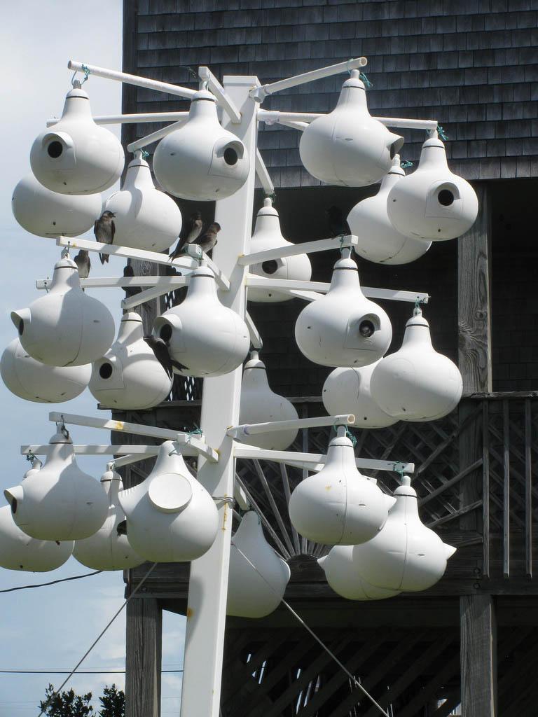 bird house16 Smarten Up Your Garden with Stylish Bird House