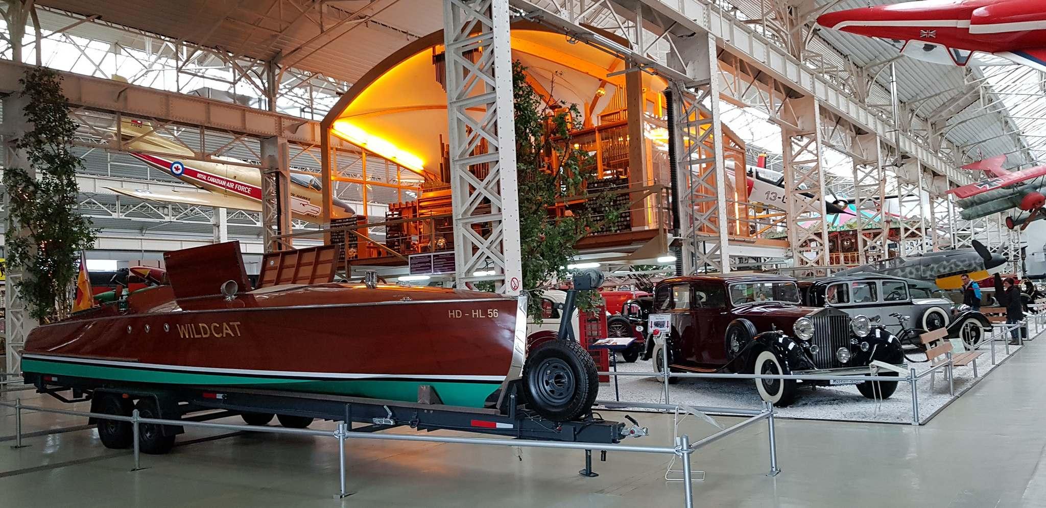 technik speyer museum1 Technik Museum Speyer in Germany