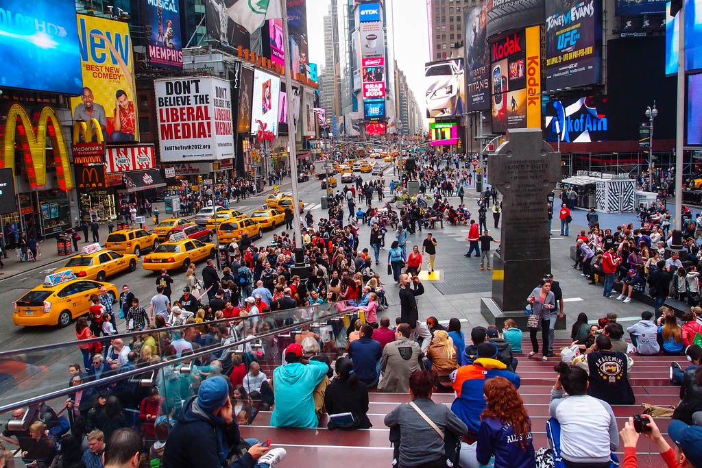 times square Times Square   Most Visited Places in The World