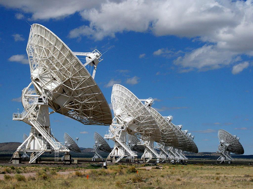 vla VLA   Giant Astronomical Radio Observatory