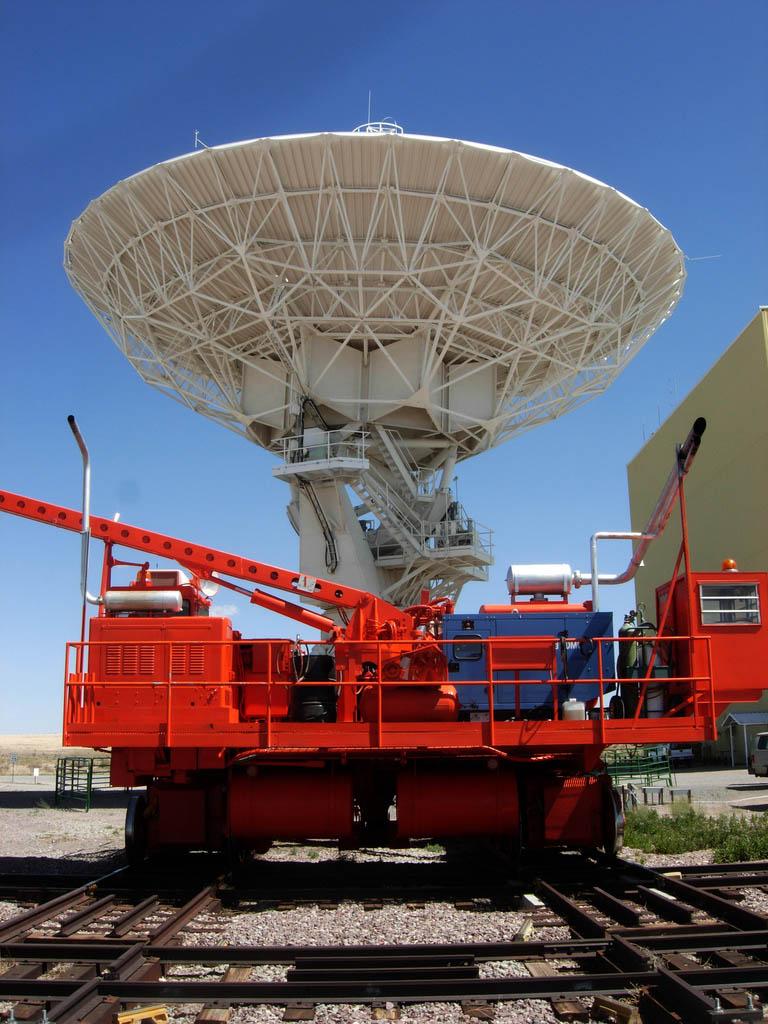 vla11 VLA   Giant Astronomical Radio Observatory