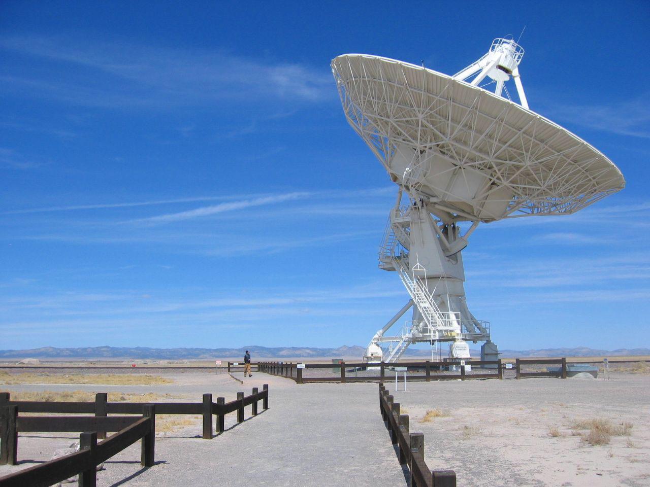 vla4 VLA   Giant Astronomical Radio Observatory