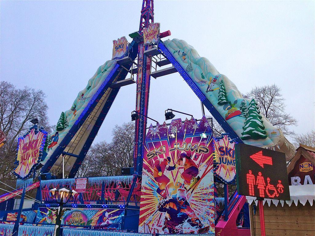 wonderland1 Winter Wonderland in Hyde Park, London