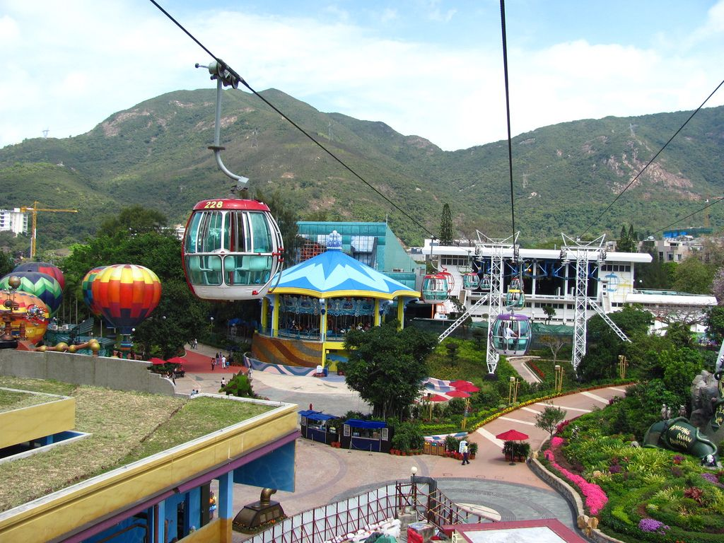 ocean park hong kong3 World Class Ocean Park in Hong Kong