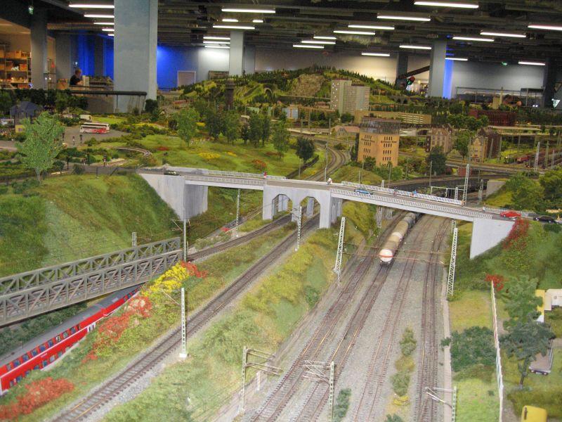 wunderland miniatur Worlds Biggest Miniatur Railway Wunderland Hamburg