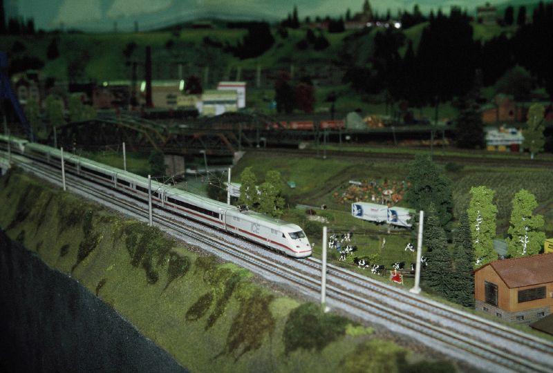 wunderland miniatur1 Worlds Biggest Miniatur Railway Wunderland Hamburg