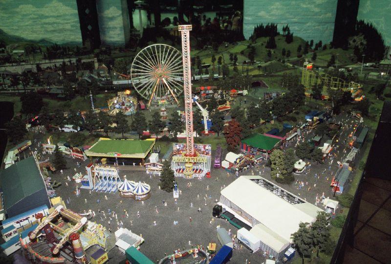 wunderland miniatur12 Worlds Biggest Miniatur Railway Wunderland Hamburg