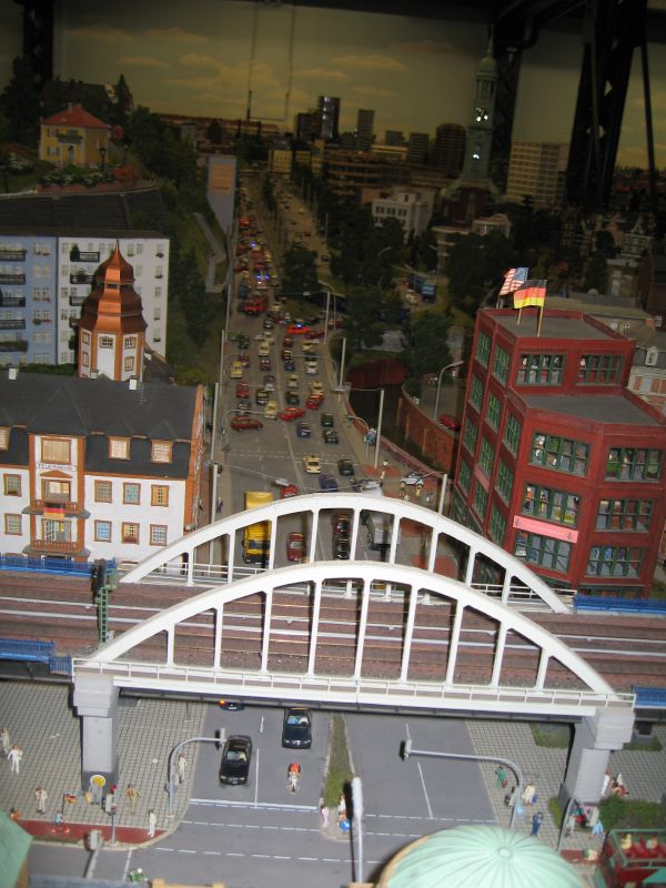 wunderland miniatur17 Worlds Biggest Miniatur Railway Wunderland Hamburg