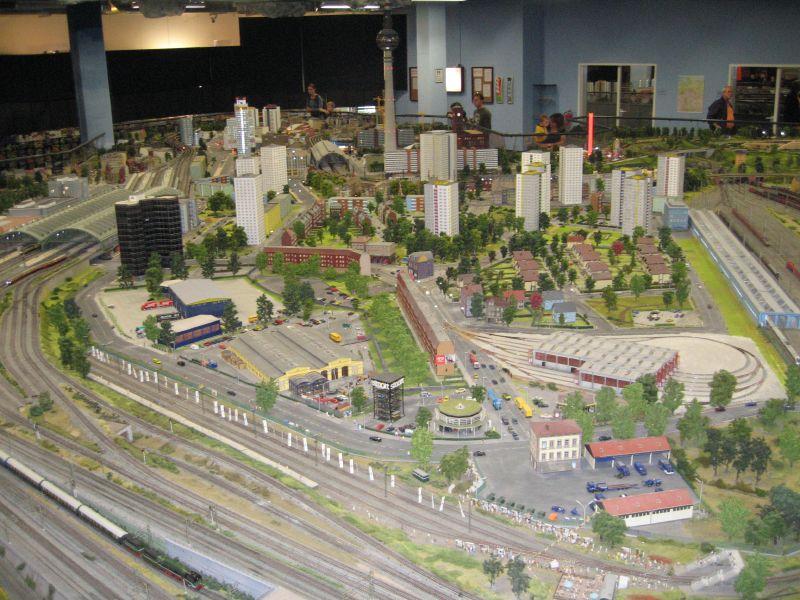 wunderland miniatur19 Worlds Biggest Miniatur Railway Wunderland Hamburg