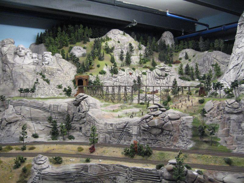 wunderland miniatur9 Worlds Biggest Miniatur Railway Wunderland Hamburg