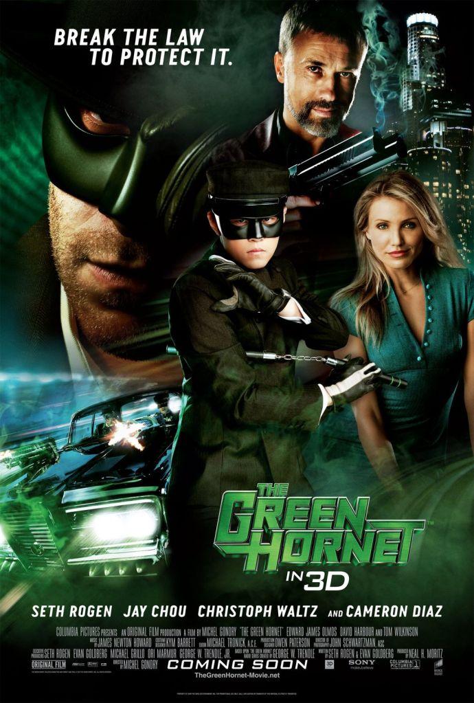 green hornet movie The Green Hornet Goes 3D