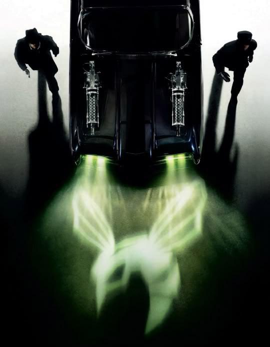 green hornet movie2 The Green Hornet Goes 3D