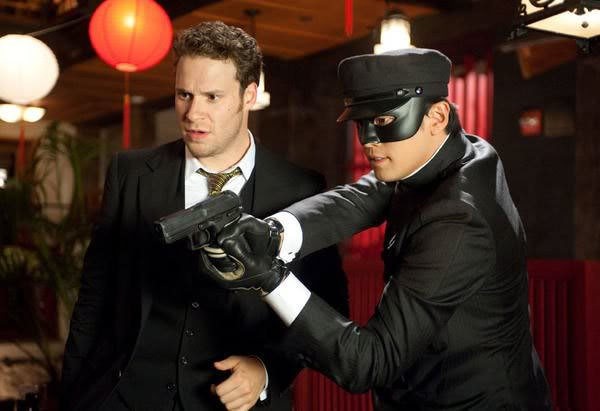 green hornet movie5 The Green Hornet Goes 3D