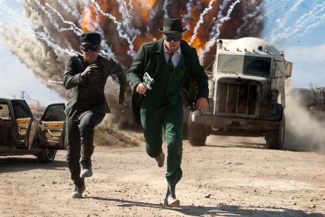 green hornet movie6 The Green Hornet Goes 3D