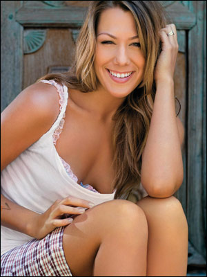 colbie caillat4 American Pop Singer Colbie Caillat