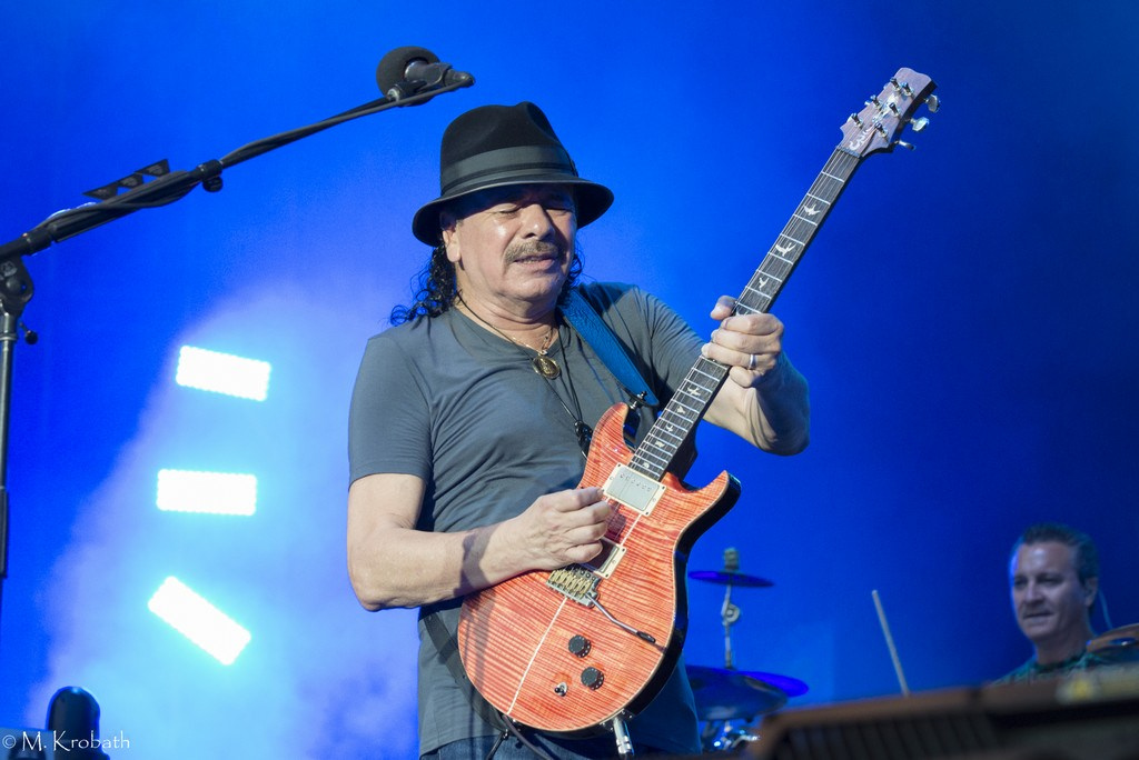 carlos santana5 Carlos Santana   Latin Rock Legend in Europe