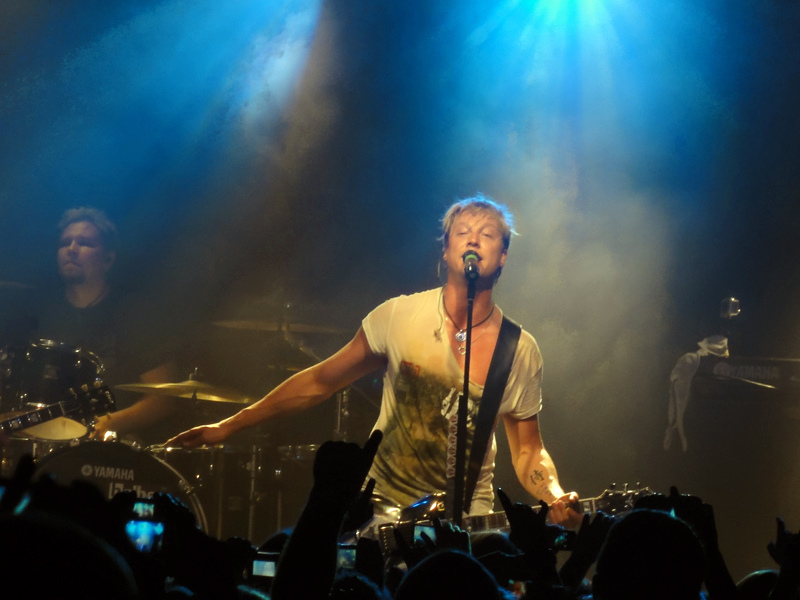 sunrise avenue7 Finnish Rockers Sunrise Avenue