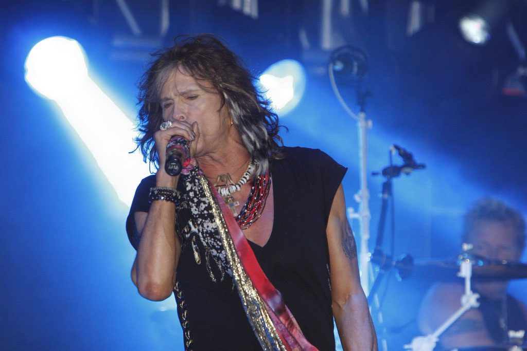 steven tyler1 How Old is Steven Tyler from Aerosmith ?