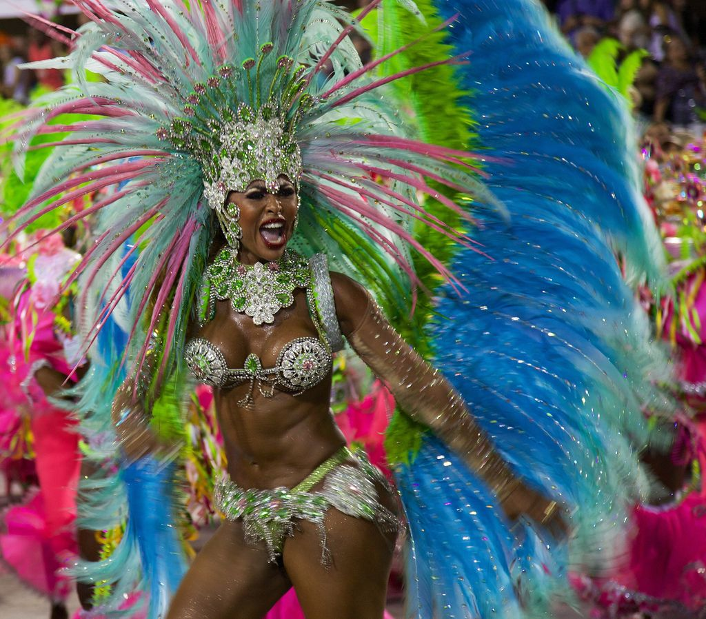 carnival rio The Rio Carnival 2014 in Photos